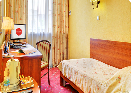 Yuzhniy Hotel single-standart